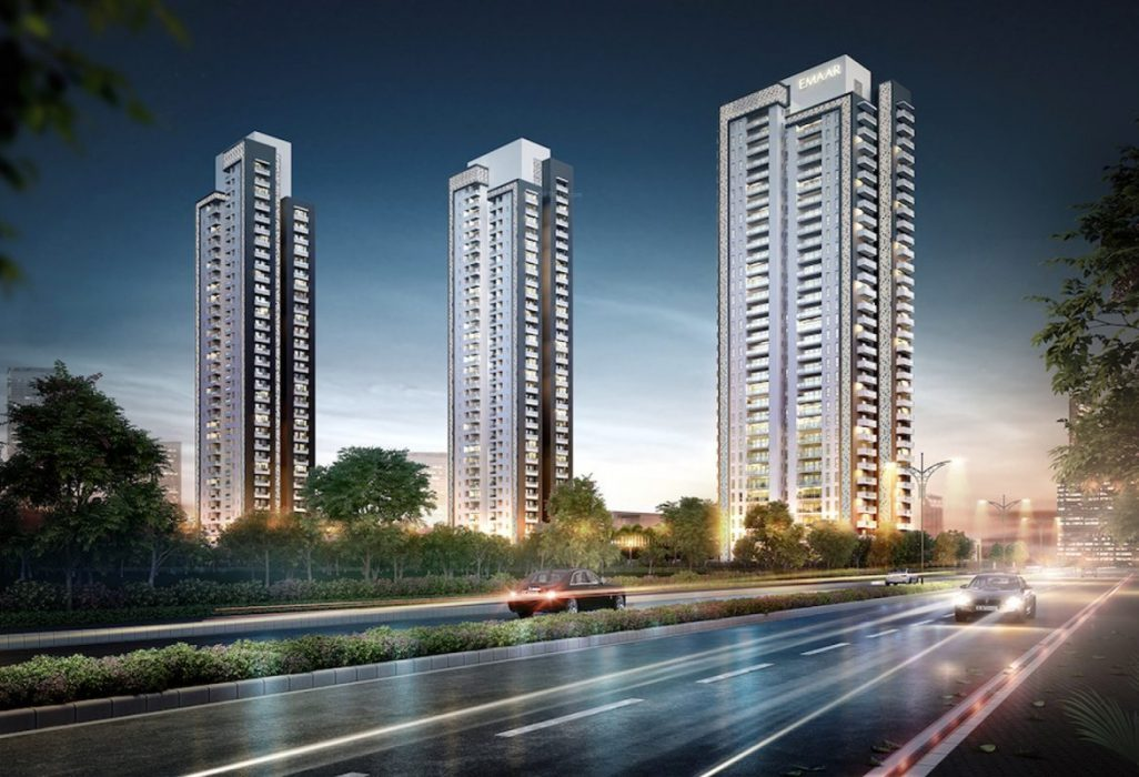 Emaar Digi Homes, Sector 62, Golf Course Extension Road, Gurgaon